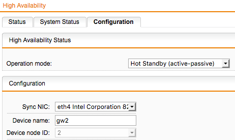 Monitoring RAID on Sophos UTM Hot-Standby Clusters with Dell